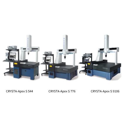 三丰三坐标 CRYSTA-Apex S系列