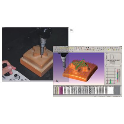 手动/CNC三坐标测量机用MCOSMOS软件 MCOSMOS