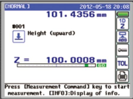 三丰ABSOLUTE 测高仪518系列